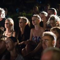 Mali glazbeni festival Park Orsula - publika