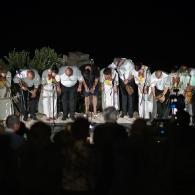 Mali glazbeni festival Park Orsula - Klapa Ragusa Vecchia i Ženska klapa FA Linđo naklon