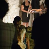 Mali glazbeni festival Park Orsula - Crkvica i publika 1