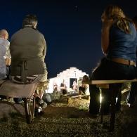 Mali glazbeni festival Park Orsula - Crkvica i publika 2