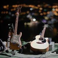 Mali glazbeni festival Park Orsula - gitare