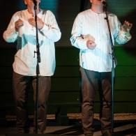 Park Orsula - MIROSLAV TADIC & TEOFILOVICI twins (13.07.2013)