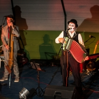 Park Orsula - The Tiger Lillies, Izae (11.07.2013)