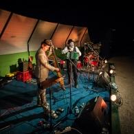 Park Orsula - The Tiger Lillies, Izae (11.07.2013)