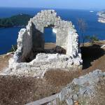 stanje nakon arheoloških zaštitnih radova
