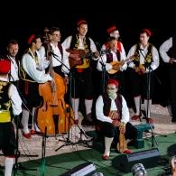 Park Orsula, Dubrovnik - Klapa KASE i Klapa OSTRO - (19.07.2012)