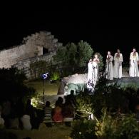 Mali glazbeni festival Park Orsula - Ženska klapa FA Linđo i crkvica