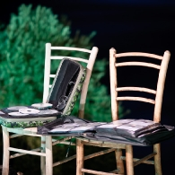 Mali glazbeni festival Park Orsula - stolice na pozornici