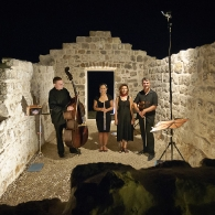 Mali glazbeni festival Park Orsula -  Kvartet Sorkočević  1