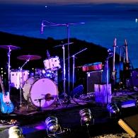 Mali glazbeni festival Park Orsula - pozornica